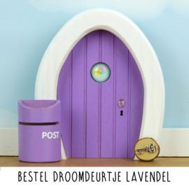 Droomdeurtje Lavendel
