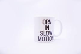 Coffeemug 'slowmotion'