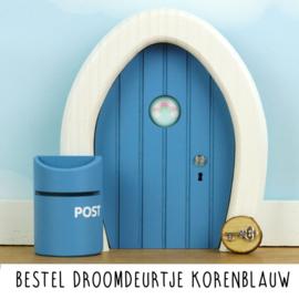 Droomdeurtje Korenblauw