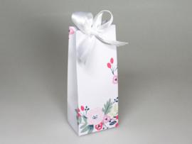 Betty blush hoog zakje bloem