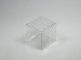 Pet Vierkant Doosje