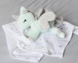 Unicorn met Tetradoek