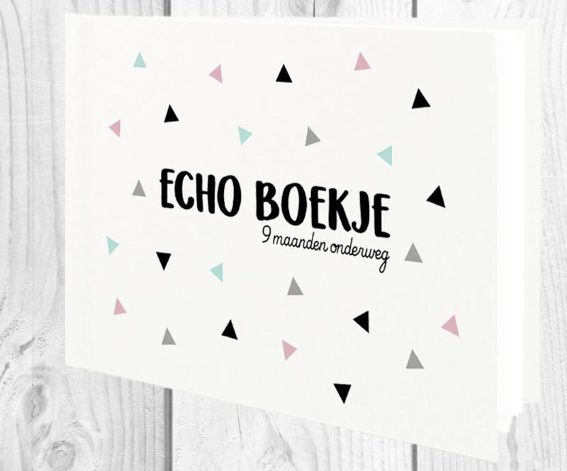 Echo foto boekje