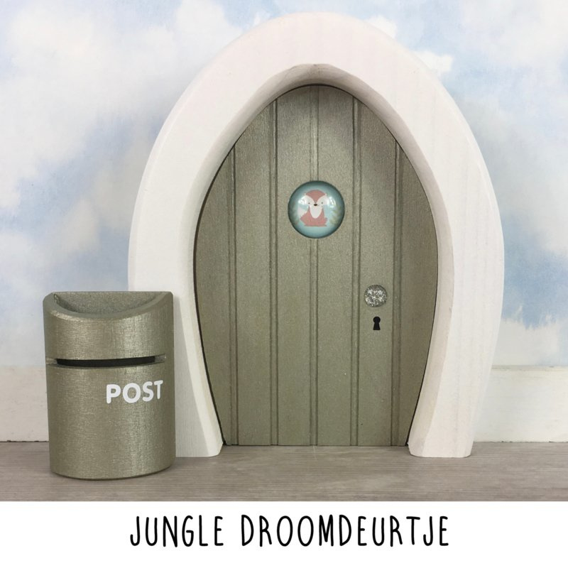 Droomdeurtje Jungle