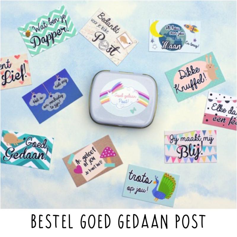 Goed Gedaan Post
