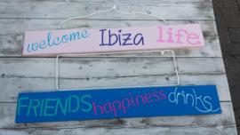 Ibiza bordjes