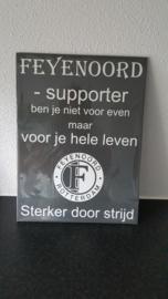 Feyenoord bord