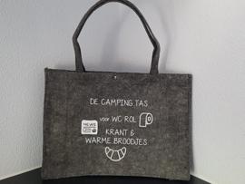 camping tas / shopper