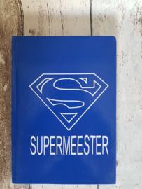 notitieboek supermeester