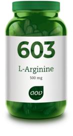 AOV 603 L-Arginine (500 mg) 90 vcaps