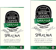 Frenchtop Royal Green Spirulina