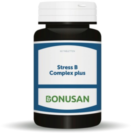 Bonusan Stress B Complex plus (0985) 60 Tabletten