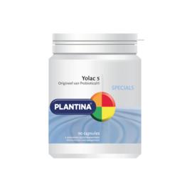 Plantina Yolac 5 Probiotica 45/90 Capsules
