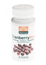 Mattisson Healthcare - Cranberry Max