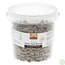 Mattisson Healthcare - Absolute Raw Choco Goji Berries