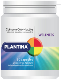 Plantina Coënzym Q10-H active 50 MG 60/130 Capules