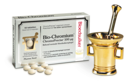 Pharma nord Bio Chromium bloedsuiker