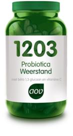 AOV 1203 Probiotica Weerstand