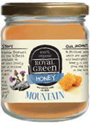 Frenchtop Royal Green Mountain honey