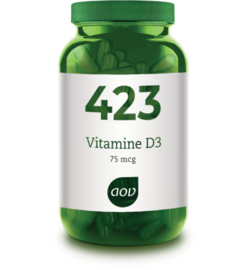 AOV 423 Vitamine D3 (75 mcg)