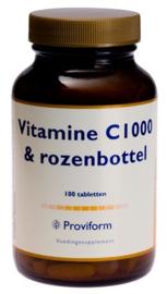 Proviform Vitamine C 1000 & Rozenbottel
