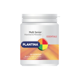 Plantina Multi Senior 90 Tabletten