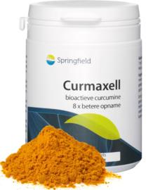 Springfield Curmaxell curcumine met Ar-turmeron 60/180 softgels