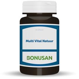 Bonusan Multi Vital Natuur