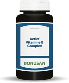 Bonusan  vitamine b complex (actief) 60 capsules (0781)