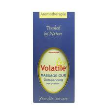 Volatile Massage olie Ontspanning