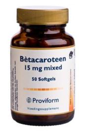 Proviform Betacaroteen
