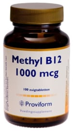 Proviform Methyl B-12