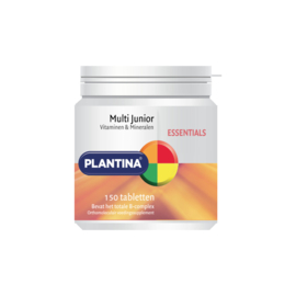 Plantina Multi Junior 150/450 Tabletten