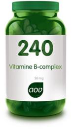 AOV 240 Vitamine B-Complex 50mg