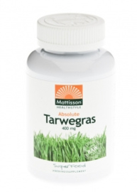 Mattisson Healthcare - Absolute Tarwegras Bio Raw