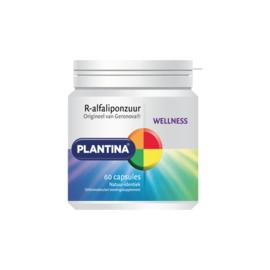 Plantina R-alfaliponzuur 60/120 Capsules