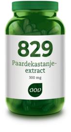 AOV 829 Paardekastanje-extract 60 vcaps