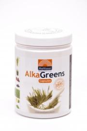 Mattisson Healthcare - AlkaGreens capsules