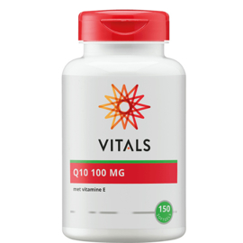 Vitals Q10 100 MG 60/150 SOFTGELS