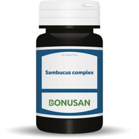 Bonusan Sambucus complex tabletten