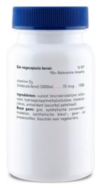 Orthica vitamine d-75 60 capsules