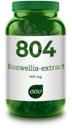 AOV 804 Boswellia-extract 400 mg 60 Vcaps
