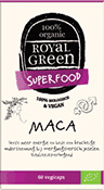 Frenchtop Royal Green Maca