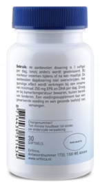 Orthica Co-Enzym Q10 100 30 capsules