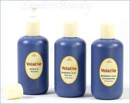 Volatile Massage Olie Eucalyptus