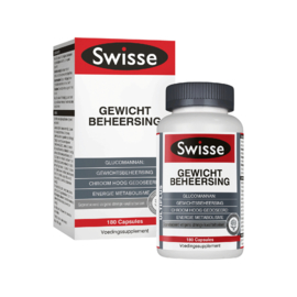 Swisse Ultiplus Gewicht Beheersing