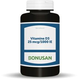 Bonusan Vitamine D3 25 mcg 1000 IE