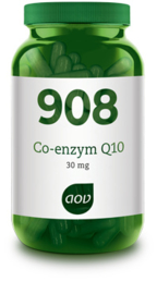 AOV 908 Co-enzym Q10 (30 mg) 60 vcaps