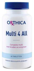 Orthica Multi 4 all 60/90/180 Tabletten