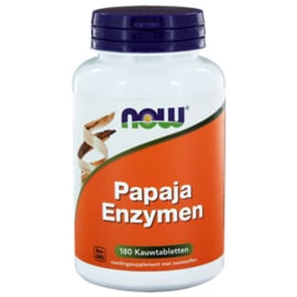NOW Papaja Enzymen